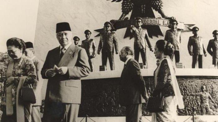 Mengapa Soeharto Tak Diculik dan Dibunuh seperti Jenderal-jenderal Lainnya dalam Peristiwa G30S?