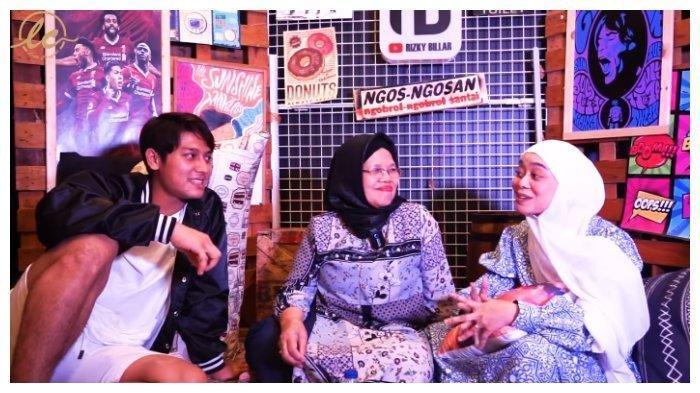Kecewa Pernikahan Putranya dengan Lesti Ditunda, Ibunda Rizky Billar: Kita Nurut Pemerintah Lah