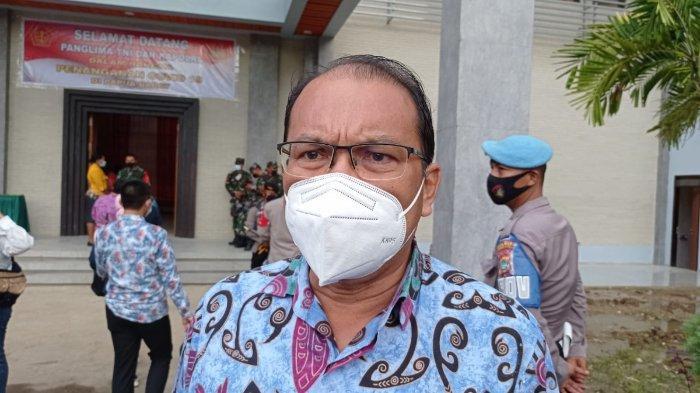 KM Sirimau Baru Sepekan Beroperasi, Pasien OTG di Karantina Apung Sorong Tinggal 6 Orang