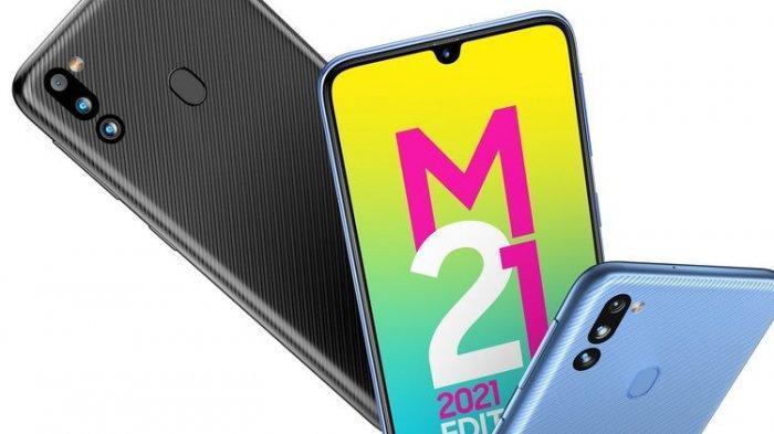 Samsung Luncurkan Galaxy M21 2021 Edition, Simak Perbedaannya dengan Versi Lama