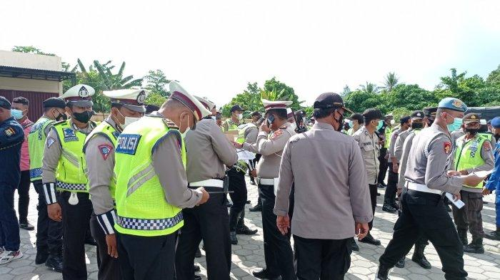 Wapres Ma'ruf Amin Kunjungi Manokwari, Ribuan Personel TNI-Polri Dikerahkan untuk Pengamanan
