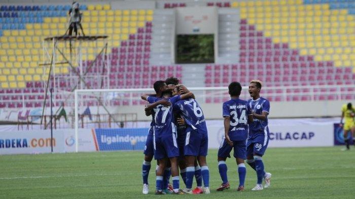 Klasemen Sementara Liga 2: PSG Pati Jadi Juru Kunci setelah Takluk dari PSCS Cilacap