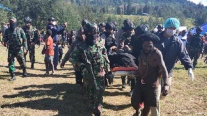 Satgas Nemangkawi Ungkap 2 KKB yang Paling Berbahaya di Papua, Ini Sosok Pemimpinnya