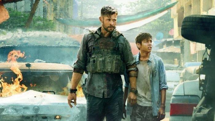Sinopsis Film Extraction Dibintangi Chris Hemsworth, Malam Ini di Bioskop TRANSTV Pukul 23.30 WIB