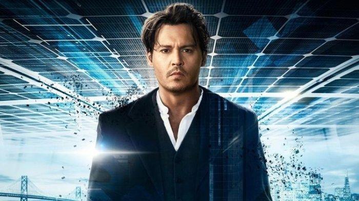Sinopsis Film Transcendence Dibintangi Johnny Depp, Malam Ini di Bioskop TRANSTV Pukul 19.30 WIB