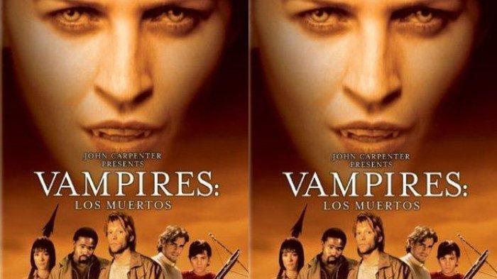 Sinopsis Vampires: Los Muertos Dibintangi Bon Jovi, Malam Ini di Bioskop TRANSTV Pukul 23.30 WIB
