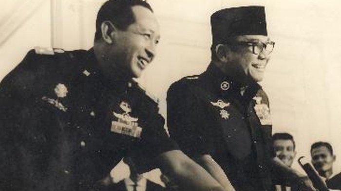 Mengapa Soeharto Tak Diculik dan Dibunuh dalam Peristiwa G30S seperti Jenderal-jenderal Lainnya?
