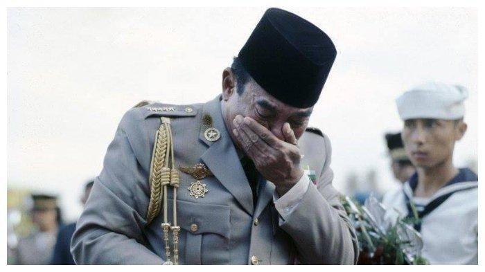 Cerita Sukmawati Bertemu Presiden Soekarno setelah Tragedi G30S: Ekspresi yang Tak Pernah Saya Lihat