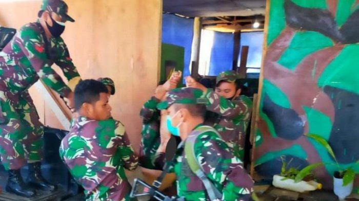 4 TNI Gugur dalam Insiden Penyerangan Posramil Kisor Papua Barat, Pelaku Diperkirakan 50 Orang