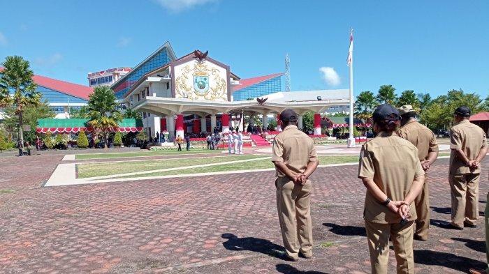 HUT ke-22 Papua Barat, Gubernur: Provinsi Ini Daerah Otonom Baru yang Betul-betul Diperjuangkan