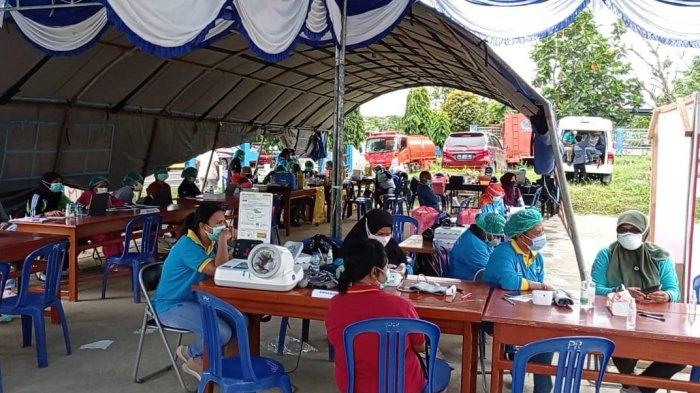 Gelar Vaksinasi Covid-19 di Kwawi Manokwari, Dinkes Papua Barat Sebut Animo Masyarakat Menurun