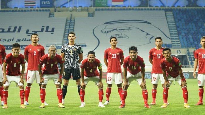 Laga Timnas Indonesia Vs UEA Diwarnai Insiden Salah Putar Lagu Kebangsaan, Skuad Garuda Kebingungan