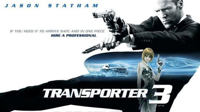 Sinopsis Film Transporter 3 Dibintangi Jason Statham, Malam Ini di Bioskop TRANSTV Pukul 21.30 WIB