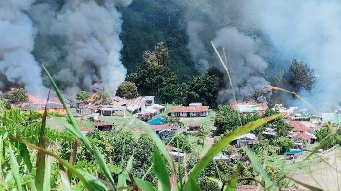 Aparat Belum Bisa Evakuasi Jenazah Nakes yang Jadi Korban Penyerangan KKB di Papua, Ini Alasannya