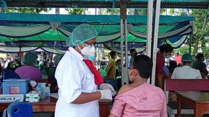 Banyak Warga Termakan Hoaks, Capaian Vaksinasi Covid-19 di 3 Kabupaten di Papua Barat Ini Rendah