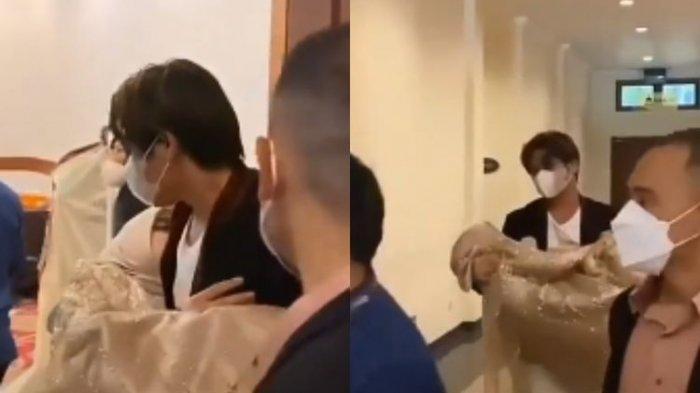 Videonya Jatuh Pingsan setelah Manggung Viral, Lesti Akui Bukan yang Pertama Kali: Ini yang Kedua