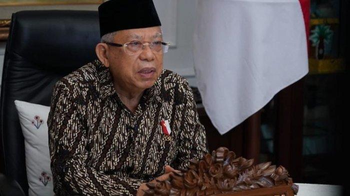 Ma'ruf Amin Dijadwalkan Kunjungi Papua Barat Besok, Gubernur Ungkap Agenda Wapres