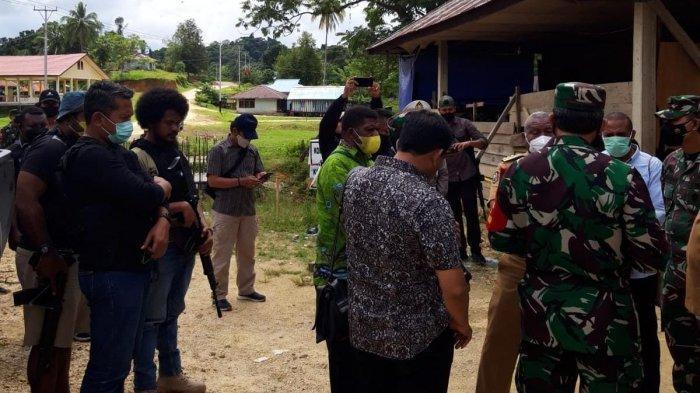 Kapendam Kasuari Buka Suara soal KNPB yang Mengaku Tak Terlibat dalam Penyerangan Posramil Kisor