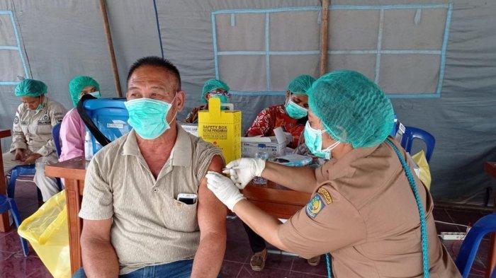 Gelar Vaksinasi Massal di Manokwari, Dinkes Papua Barat: Partisipasi Masyarakat Meningkat