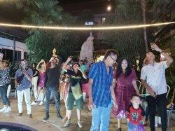 Rayakan Pergantian Tahun, Bohemian Percussion Party Di Neo El Tari Kupang Berlangsung Meriah
