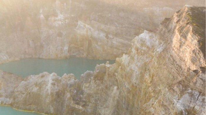 Danau Kelimutu, Danau Arwah di Nusa Tenggara Timur