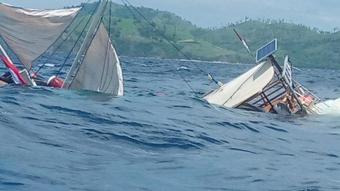Kapal Wisata Tenggelam di Labuan Bajo, Penumpangnya Wartawan