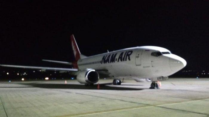 NAM Air Kurangi Frekuensi Penerbangan