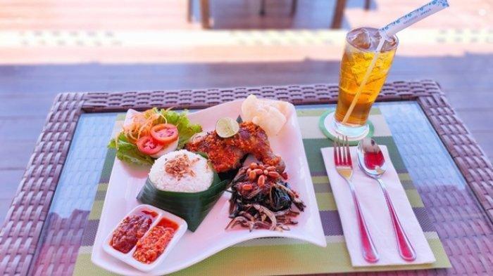 Paket Nasi Taliwang, Promo Makanan Maret 2020 dari Hotel On The Rock