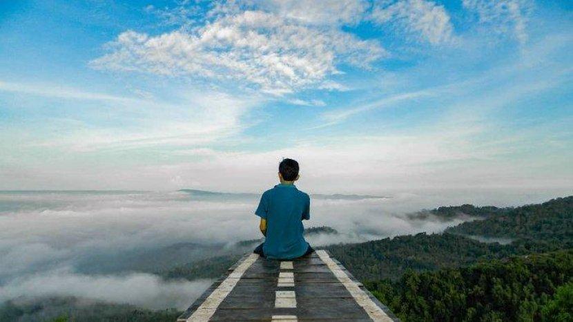 7 Tempat Wisata di Jogja Bak Negeri di Atas Awan