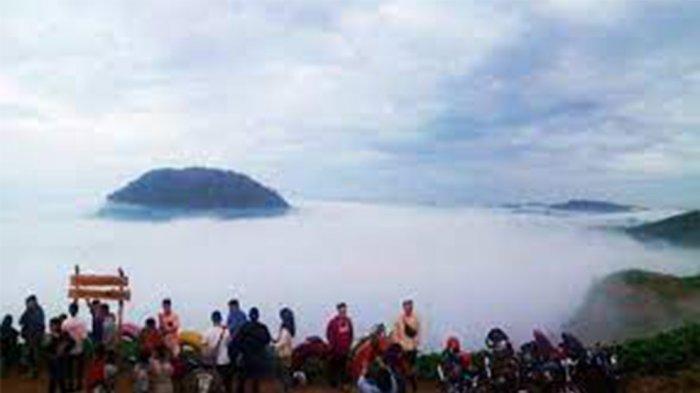 Daftar Nama Gunung di Kalimantan