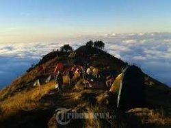 Daftar Nama Gunung di Provinsi Nusa Tenggara Barat