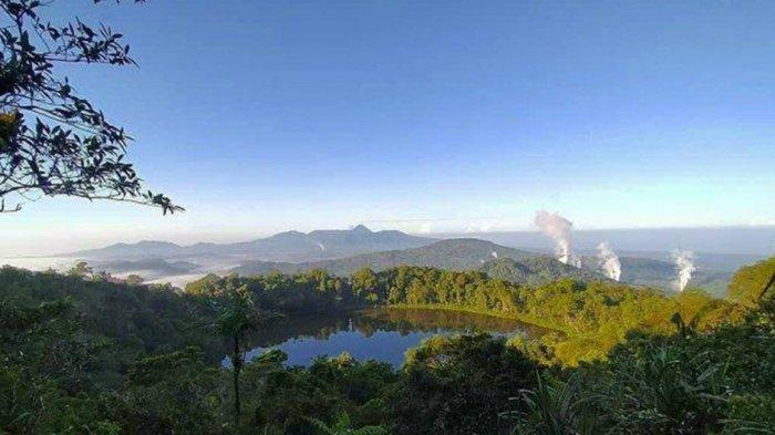 Daftar Nama Gunung di Provinsi Sulawesi Utara dan Ketinggiannya