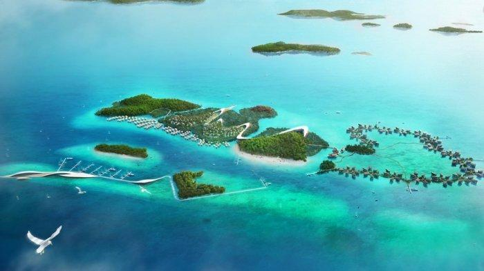 Daftar Nama 110 Pulau di Provinsi Kepulauan Riau