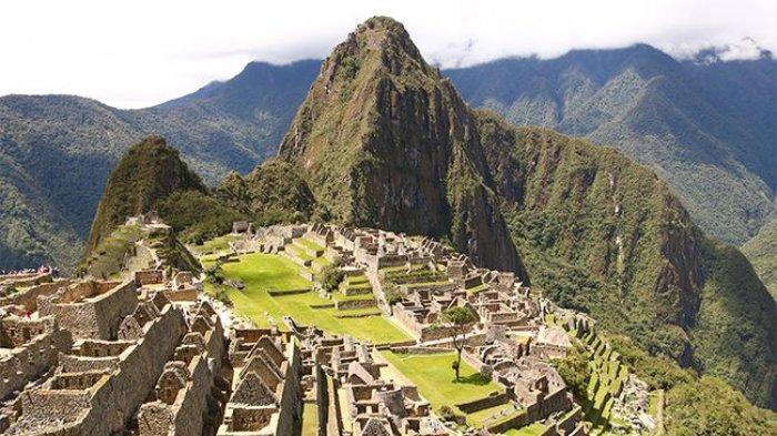 Machu Picchu Situs Bersejarah di Cuzco, Peru