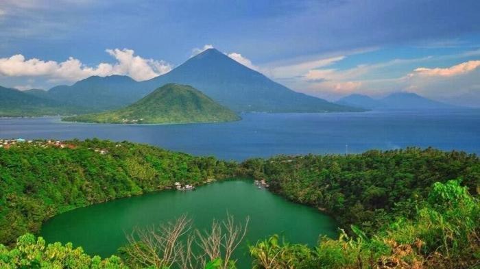 Daftar Nama Gunung di Kepulauan Maluku Utara