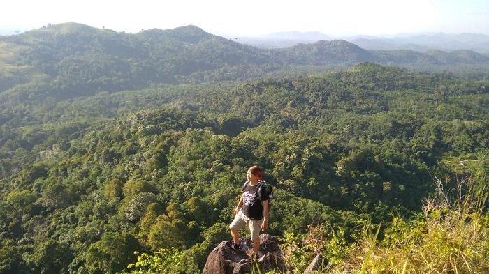 4 Pegunungan di Kalimantan