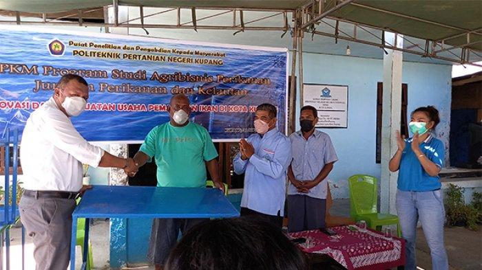 Sejumlah Penjual Ikan Minta Bantuan Meja Jualan, Coolbox dan Tenda