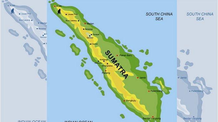 Daftar Nama 14 Pulau di Sumatera Utara
