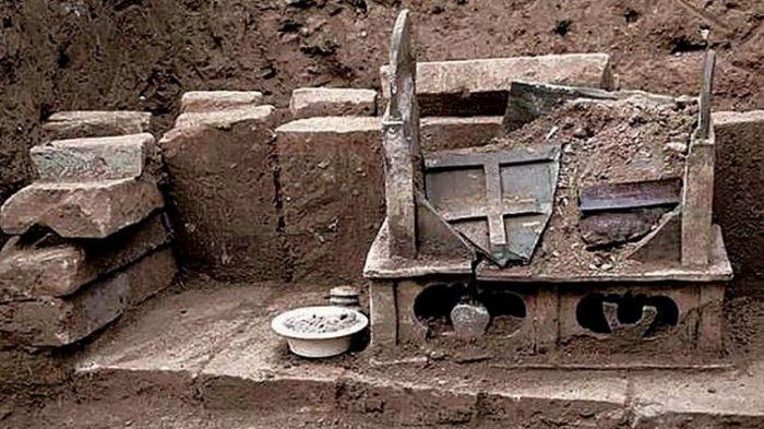 Sisa Kremasi Buddha Ditemukan Arkelog di Desa China, Benarkah?