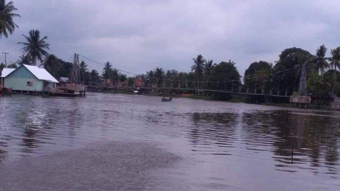 9 Nama Sungai di Sumatera Selatan