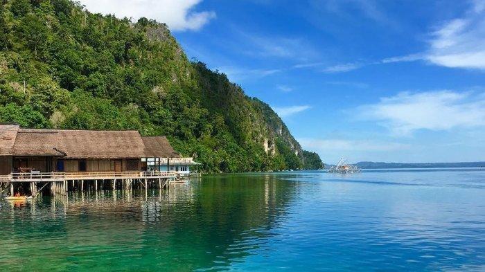 Sungai di Maluku Utara