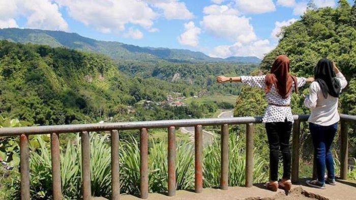Desa di Kecamatan X Koto Diatas, Kabupaten Solok, Provinsi Sumatra Barat