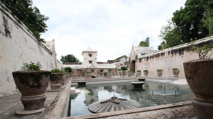 Daftar Kelurahan di Kecamatan Bantul, Kabupaten Bantul, Daerah Istimewa Yogyakarta