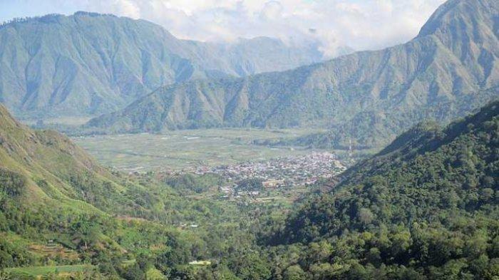Desa di Kecamatan Aikmel Kabupaten Lombok Timur Provinsi Nusa Tenggara Barat