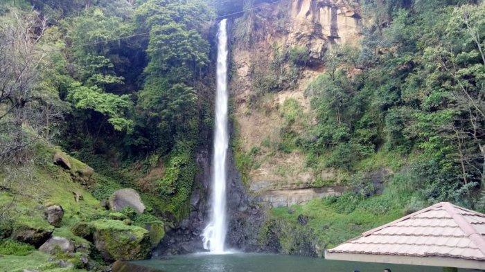 Pesona Air Terjun Ogy di Bajawa, Kabupaten Ngada
