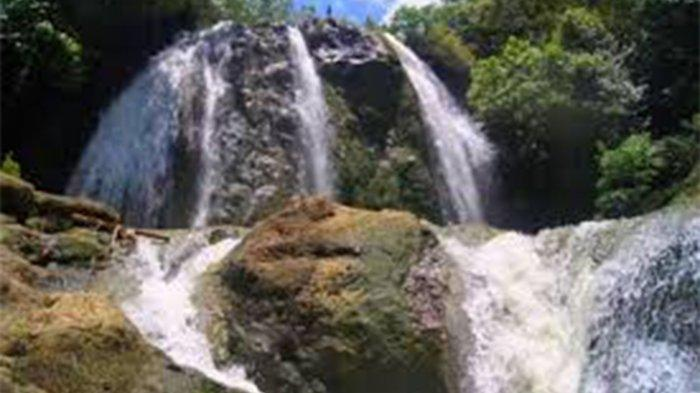 Air Terjun Pabeti Lakera di Kabupaten Sumba Barat Daya