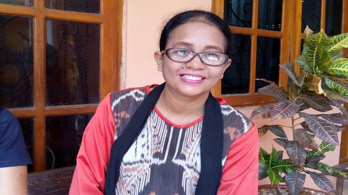 Koordinator Konsorsium Timor Adil dan Setara NTT, Ansy D Rihi Dara, SH