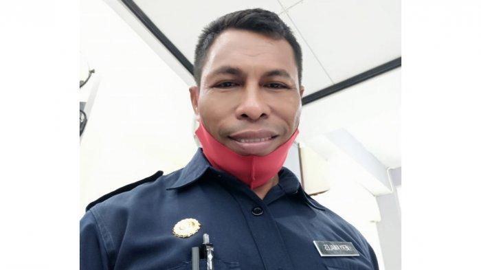 Biodata Awales Syukur Kepala Bagian Protokol dan Komunikasi Pimpinan Setda Kabupaten Sikka