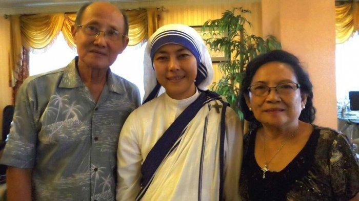 Biarawati Suster Lucy Agnes Cabut Belatung Dari Luka-Luka, Kini Bertugas di Timor Leste