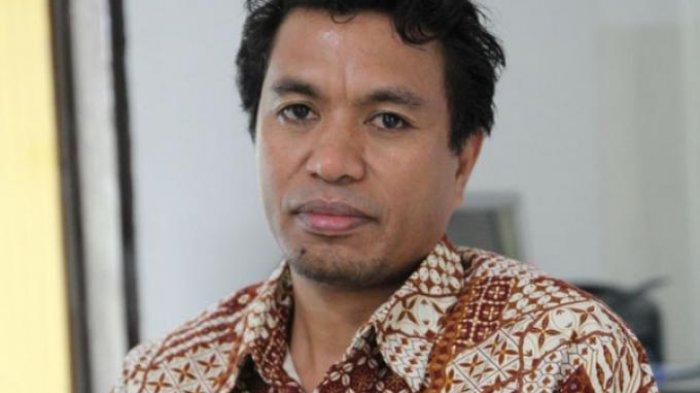 Biodata Darius Beda Daton Kepala Perwakilan Ombudsman NTT